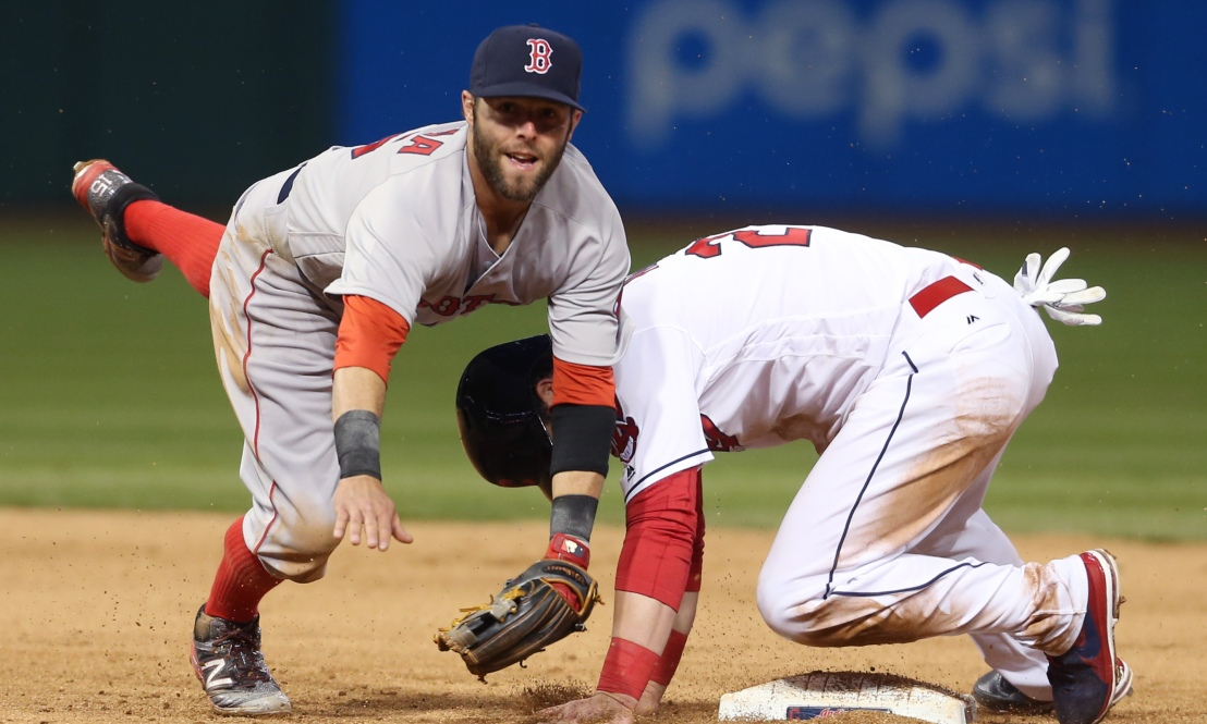 MLB Playoffs – Red Sox vs. Indians