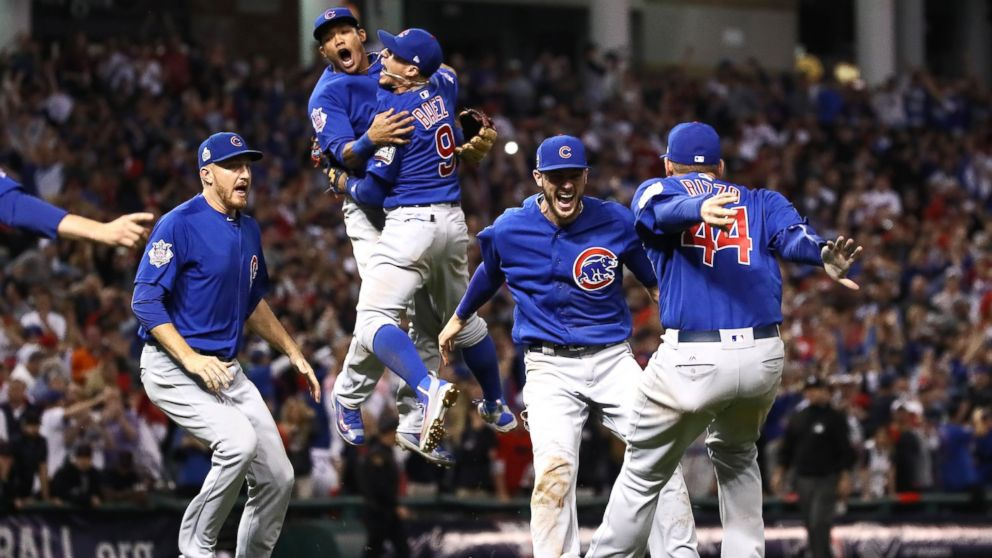 Cubs Win! CubsWin!