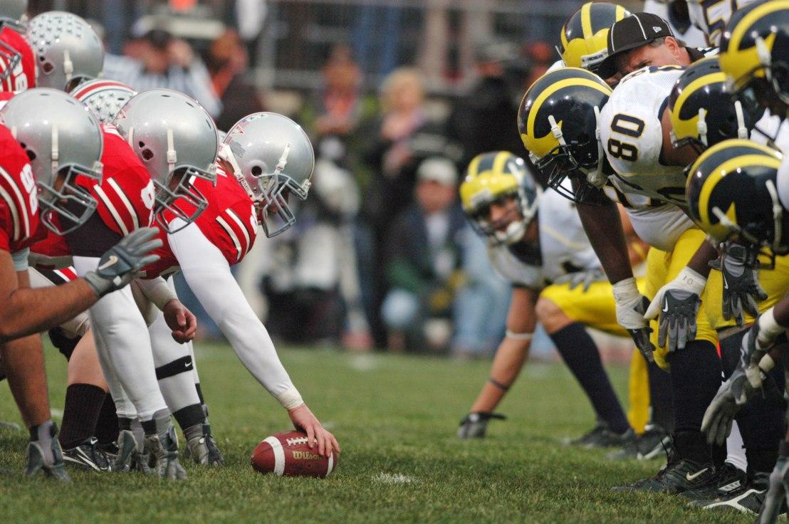 College Football Playoff Rankings – Week13