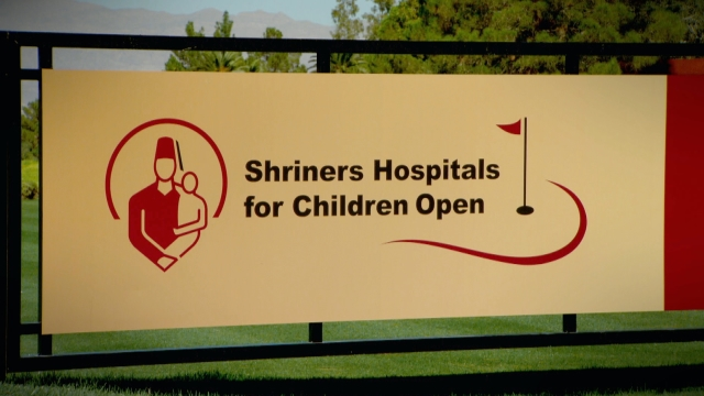 2016 Shriners Hospitals for Children Open